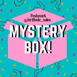 Mystery box Girls Clothing Size 5/7